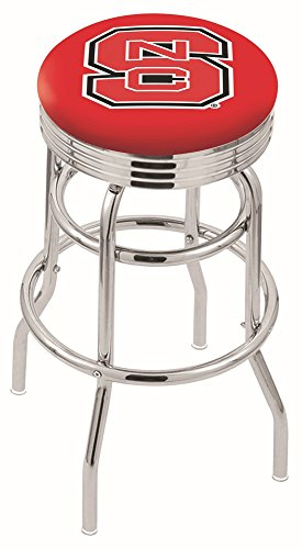 State Wolfpack Bar Stool - NCAA North Carolina State Wolfpack 30