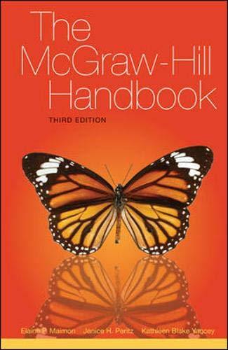 The McGraw-Hill Handbook (hardcover) (McGraw-Hill Handbooks)