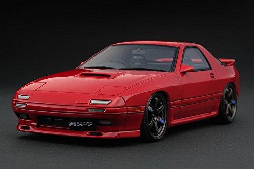 1/18 Mazda Savanna RX-7 FC3S(レッド) IG0218