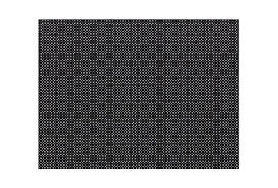 Orfilight Black NS (Non-Stick) - 18'' X 24'' X 3/32'', Micro Perforated - 1 Each / Each - 24-5741-1