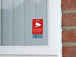 3 x dsgvo bdsg de protección Adhesivo | Nota Advertencia ...