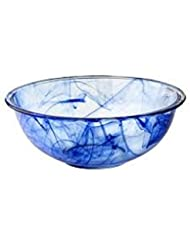Pyrex Watercolor Collection Blue Lagoon 4 Quart Mixing Bowl