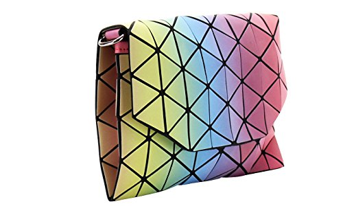 Shard Bag Crossbody Multi Color Lattice Geometric dxSwFd