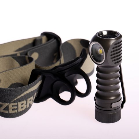 Used, Zebralight H502d L2 High CRI Daylight AA Flood Headlamp for sale  Delivered anywhere in USA