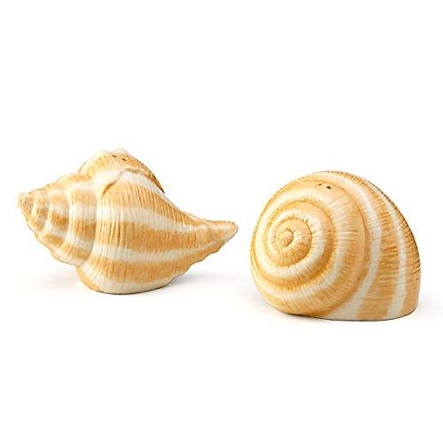 Lenox Seashell Salt and Pepper Shaker (Lenox Shell)