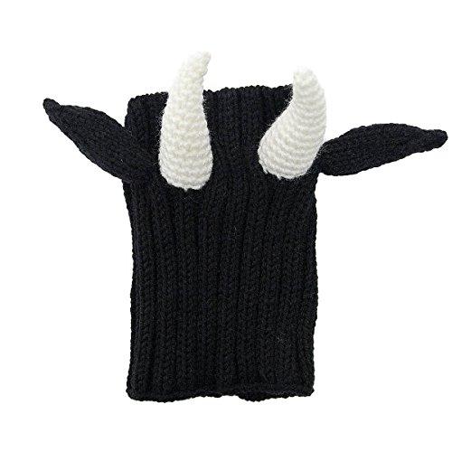 Zoo Snoods Bull Dog Costume - Neck Ear Warmer Headband Protector (Medium) by Zoo Snoods (Image #5)