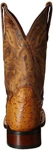 Et Post Alamosa Western Boot Selle Bronzage