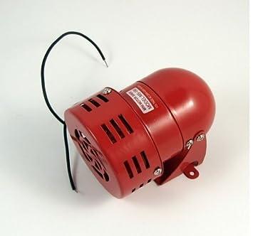 114dB sonido ca 220 V 40 W MS-190 Monte Mini Motor Siren 0.43 A nuevo