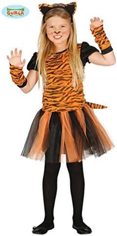 Disfraz de Tigresa Tutú para niña: Amazon.es: Juguetes y juegos