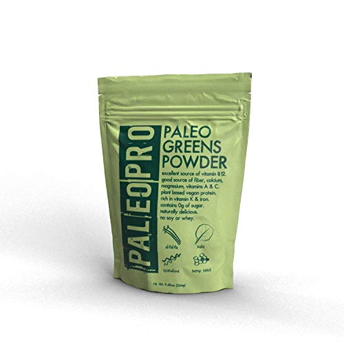 Powder Alkalizing (Paleo Pro - Paleo Greens Powder, 9.4 oz)
