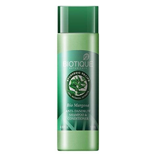 Price comparison product image Biotique Fresh Daily Dandruff Shampoo & Conditioner - Margosa 120ml