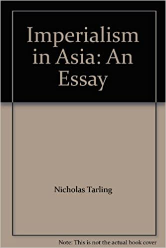 Imperialism In Asia An Essay  Amazoncom Books