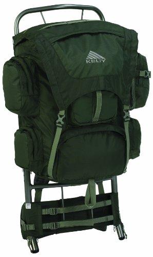 Kelty Yukon External Frame Pack (Cypress, Medium/Large -16 – 21-Inch Torso), Outdoor Stuffs