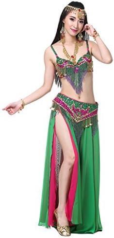 Dance Fairy últimas falda espectáculo de danza del vestido chiffon ...