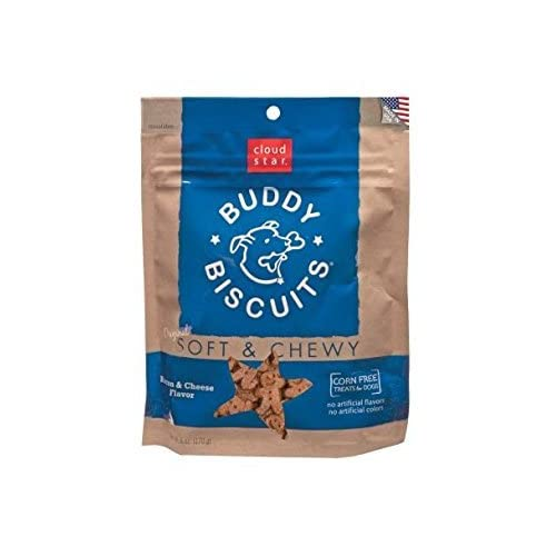 85%OFF Buddy Biscuits Soft & Chewy Dog Treats Variety Pack - 4 Flavors