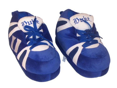 Blue Devils Womens Sneaker Slippers Licensed Duke Feet Men's Officially Happy NCAA College PwSvqnE