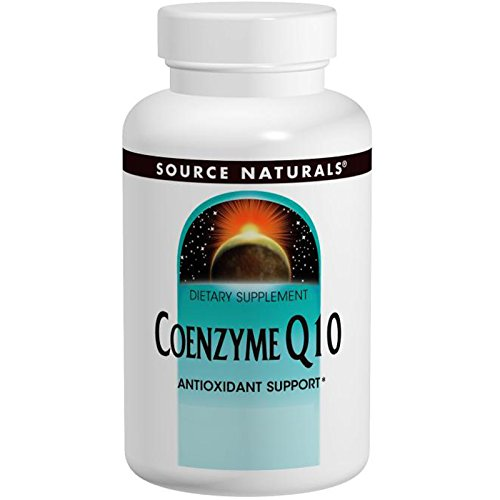 Source Naturals Coenzyme Q10 200 mg 60 - Nordic Garden
