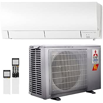 Amazon Com Mitsubishi 9 000 Btu 30 5 Seer Wall Mount Heat