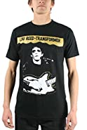 Lou Reed Mens Transformer T-Shirt