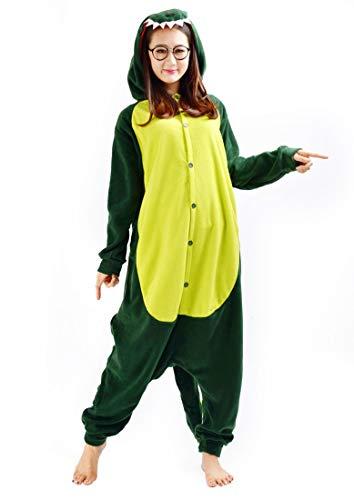 Cosplay Costume Halloween Pigiama Dinosauro Animale Kigurumi Carnevale Unisex Adulti FgCffq
