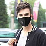 heartybay Mouth Mask Unisex Cartoon Anime Cute