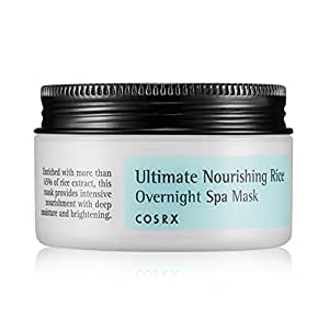 Amazon.com: Cosrx Ultimate Nourishing Rice Overnight Mask