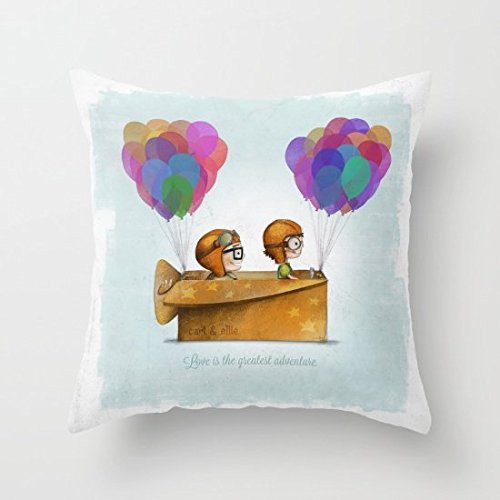 decorative-square-pillow-case-cushion-cover-22x22-inches-up-pixar-love-is-the-greatest-adventure