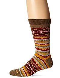 Pendleton Men's Lahaina Wave Crew Socks