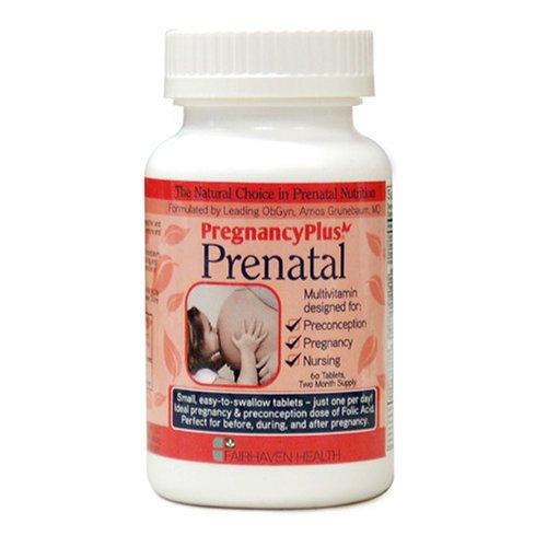 Grossesse Plus Vitamines prénatales