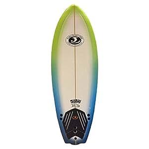 Tabla De Surf Softboard CBC FIsh 5´08´´