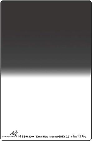 Kase Wolverine Shockproof 150mm ND8 Filter Neutral Density 3 Stop Optical Glass 150 ND