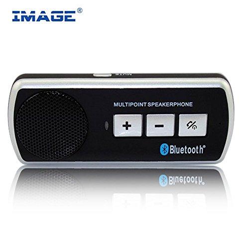 Multipoint Bluetooth Receiver Handsfree Speakerphone
