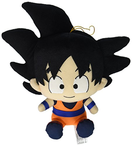 Great Eastern Dragon Ball Z GE-52971 Goku Sitting Pose Stuff