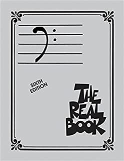 The Real Book: Bass Clef, Sixth Edition (0634060767) | Amazon Products
