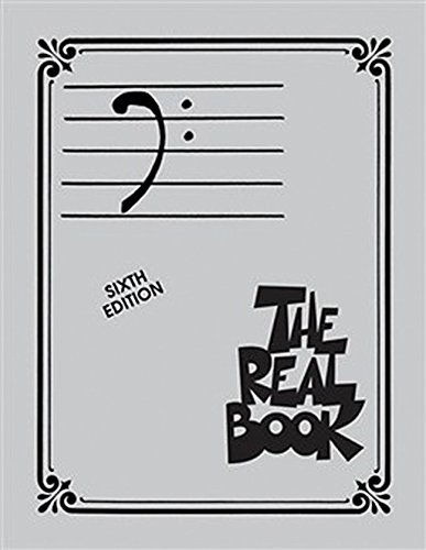 The Real Book: Bass Clef, Sixth Edition - Hal Leonard Jazz Trombone