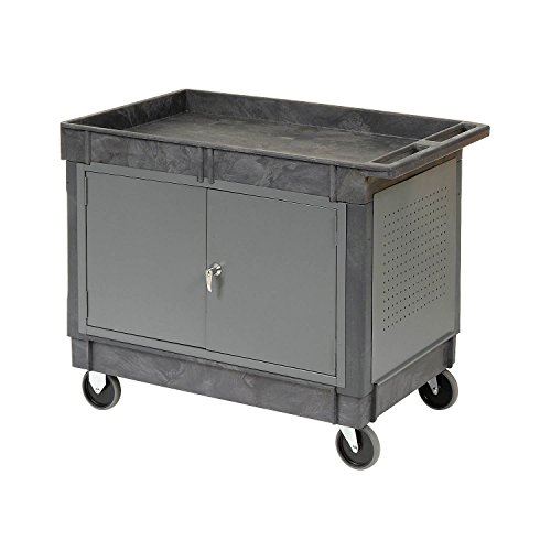 Mobile Utility Tray - Mobile Tray Top Shelf Maintenance Cart, 5