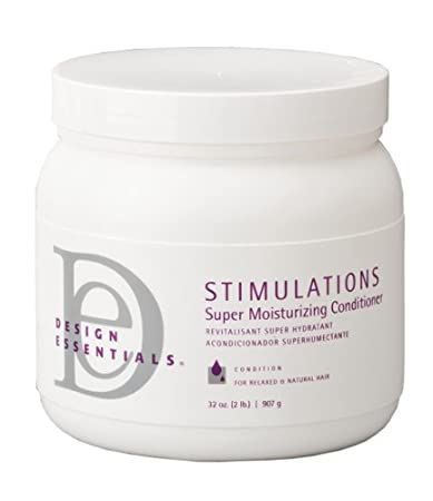 Amazoncom Design Essentials Stimulations Super Moisturizing