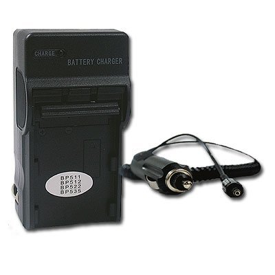 NEW Charger for CANON MiniDV Digital Camcorder ntsc ZR80 BP-