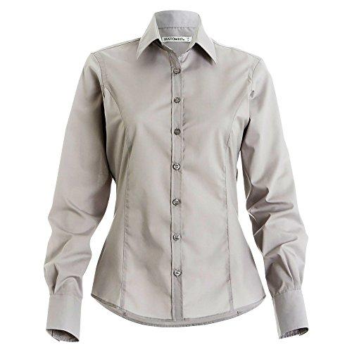 Classica Camicia a Lunga Kustom Donna Azzurro Kit Manica xPwq56t