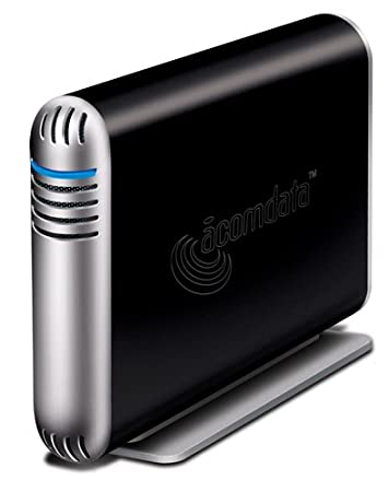 Amazon.com: Acomdata Samba USB 2.0/Firewire 400 3.5-Inch SATA Hard ...