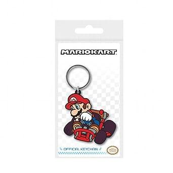 Super Mario - Llavero 3D, licencia de Nintendo Serie, 1 ...