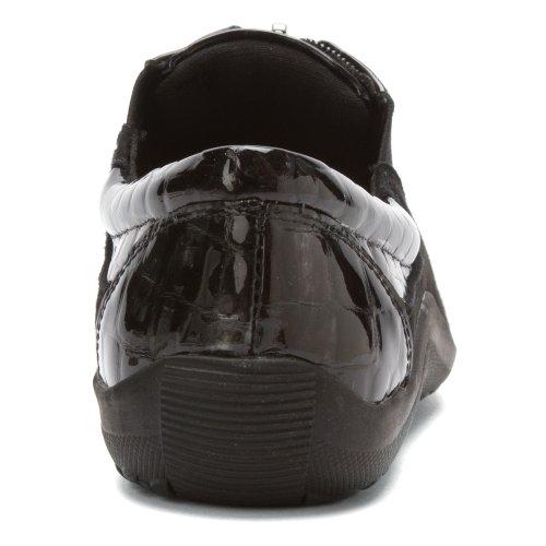 Suede N Sneakers Hommerson Croc Ros Patent S Black Kid Black Nadia nxPnSWA