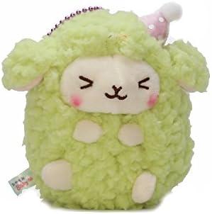 Amazon.com: Amuse ovejas Oyasumi bebé Woolly Leafy (verde ...