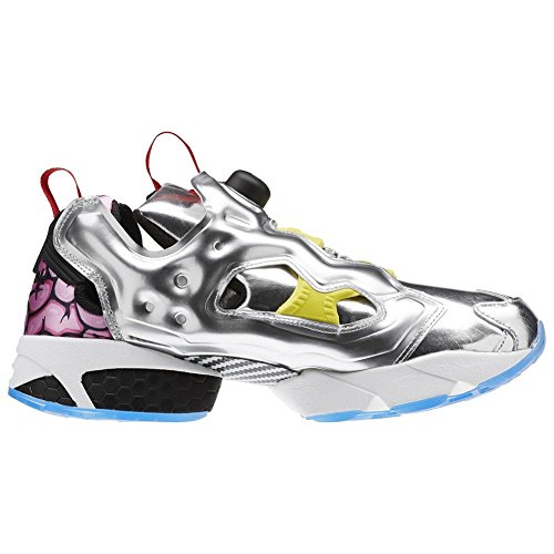Sneaker Reebok InstaPump Fury Og Villain Pack plata plateado