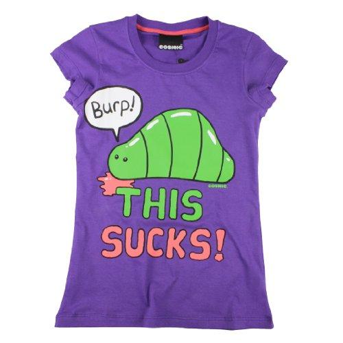 Cosmic - Camiseta - para mujer mystic purple
