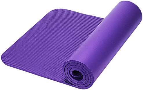 Ejercicio salud Fitness Yoga alfombrilla de suelo (24 x 71 ...