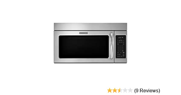 amazon com kitchenaid khms2040bss 30 built in microwave oven 1000