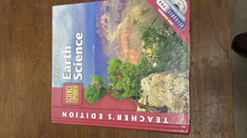 Prentice Hall Science Explorer Earth Science Teacher Edition 2002 Isbn 0130626481