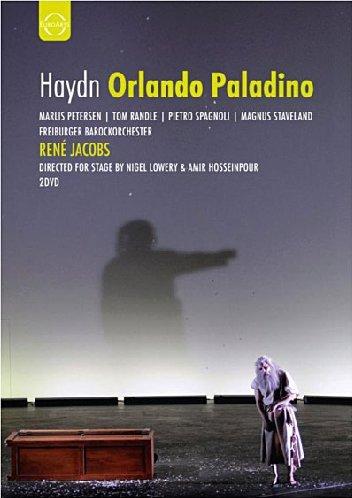 Haydn: Orlando Paladino [DVD] B002XG8KOW