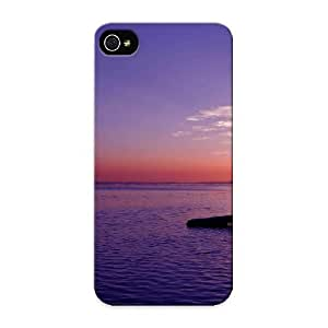 New Style VenusLove Amazing Sunset Premium Tpu Cover Case For Iphone 5/5s